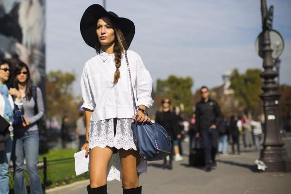 dantel modası