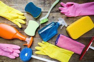 temizlik yapmak